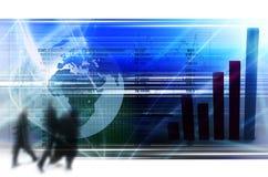 Commercio & finanze Fotografia Stock Libera da Diritti