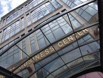 Commercio Center2 immagini stock
