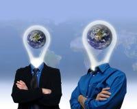 Commercio concept-1 Immagini Stock