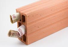 Commercio del bene immobile Fotografia Stock