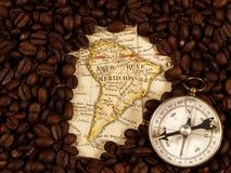 Commercio del caffè Immagine Stock Libera da Diritti