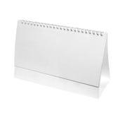 Commercio del calendario di scrittorio Immagini Stock