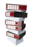 Commercio del registro degli archivi Immagini Stock Libere da Diritti