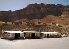Commercio dell'alta montagna Fotografia Stock