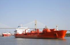 Commercio dell'oceano Fotografia Stock Libera da Diritti