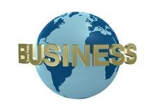 Commercio di mondo Immagini Stock Libere da Diritti