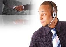 Commercio di telecomunicazione 2 fotografie stock libere da diritti
