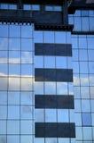 Commercio di vetro Fotografia Stock Libera da Diritti