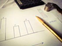 Commercio e finanze Immagine Stock Libera da Diritti