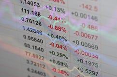 commercio finanziario Immagine Stock Libera da Diritti