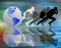 Commercio globale Fotografie Stock Libere da Diritti