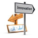 Commercio innovatore illustrazione vettoriale