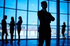 Commercio Leader immagine stock