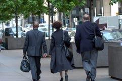 Commercio people1 Fotografie Stock Libere da Diritti