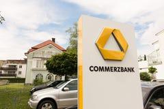 Commerzbank fotos de archivo