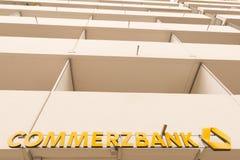 Commerzbank imágenes de archivo libres de regalías