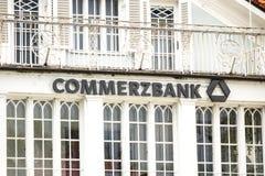 Commerzbank fotografía de archivo