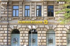 Commerzbank Fotografia Stock