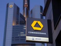 Commerzbank Стоковая Фотография