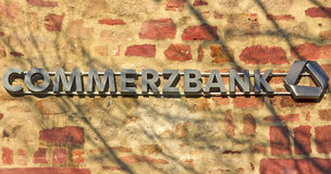 Commerzbank AG Royalty Free Stock Photo