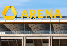 Commerzbank Arena Stock Photography