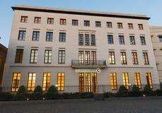 Commerzbank budynek w Berlin, Niemcy fotografia stock