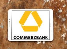 Commerzbank logo Fotografia Royalty Free