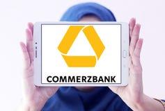 Commerzbank logo Zdjęcia Royalty Free