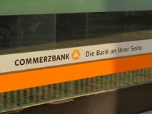 Commerzbank Royalty Free Stock Photo