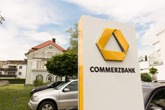Commerzbank Stock Photos