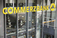 Commerzbank Royalty Free Stock Photography