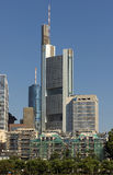 The Commerzbank tower Stock Photography