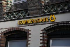 COMMERZBANK W FLENSBURG zdjęcie royalty free