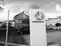Commerzbank Royalty Free Stock Images