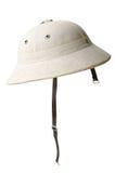Commissaire dans des chapeaux démodés Image libre de droits