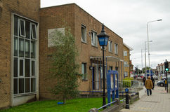 Commissariat de police de Dagenham, Londres Photographie stock libre de droits