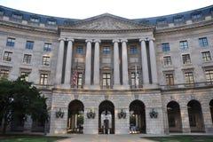 Commissione di commercio da uno stato all'altro in Washington DC Fotografia Stock Libera da Diritti