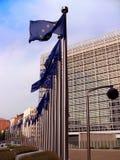 Commissione Europea 1 Fotografie Stock Libere da Diritti