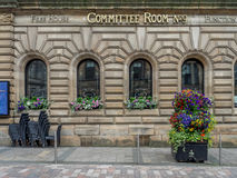 Committee Room No. 9 pub and freehouse Royalty Free Stock Photography