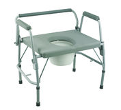 Commode chair Stock Photography