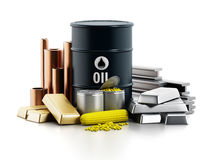 Commodities Stock Images