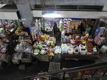 Commodities market in Bali Indonesia Stock Images