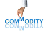 Commodity trading Royalty Free Stock Images