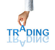 Commodity trading Stock Photos