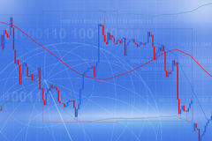 Commodity trading Stock Photography