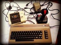 Commodore 64 στοκ φωτογραφίες