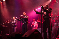 The Commodores Royalty Free Stock Image