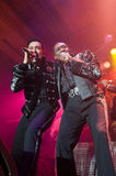The Commodores Royalty Free Stock Photo