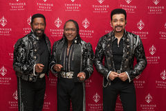 The Commodores Stock Photos