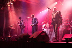 The Commodores Royalty Free Stock Photography